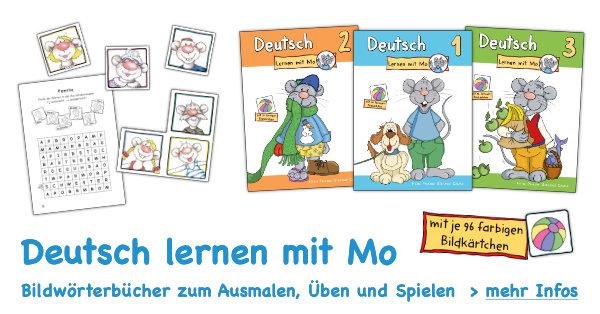 Deutsch Lernen Mit Mo