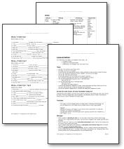 Prüfungsvorbereitung Hauptschule PDF-Datei zum Ausdrucken